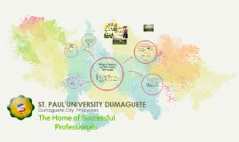 Copy of St. Paul University Dumaguete