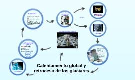 Retroceso de los glaciares y cambio climático