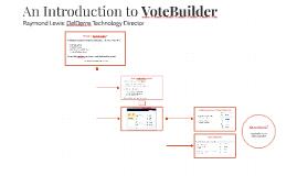 VoteBuilder
