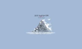 2015 2nd QA KPI