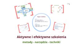 Copy of Metody Szkoleniowe