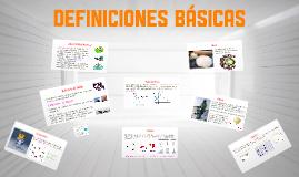 Fluidos 1.2 - Definiciones Básicas
