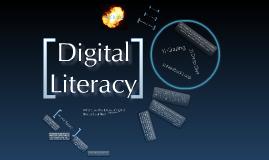 Copy of Copy of Digital Literacy