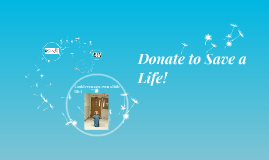 Donate and Save Lives!