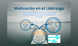 Motivación en el Liderazgo
