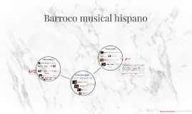Barroco musical hispano
