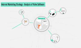 Internet Marketing Strategy - Analysis