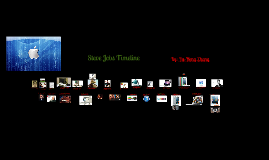 Steve Jobs (APPLE) Timeline