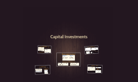 Capital Investments