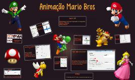 Animação Mario Bros