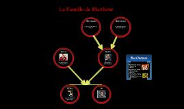 La Famille de Matthew
