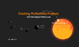 Creating Multimedia Projects