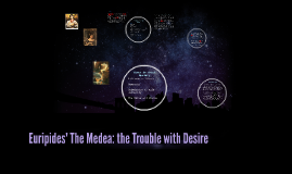The Medea: the Trouble with Desire