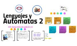 TEMARIO LENGUAJES Y AUTOMATAS 2