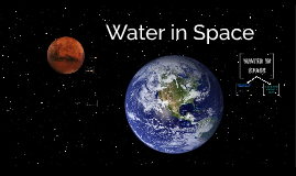 Water in Space