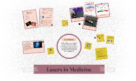 Lasers in Medicine