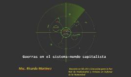 Guerras en el sistema-mundo capitalista
