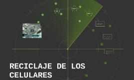 RECYCLAGE DE LOS