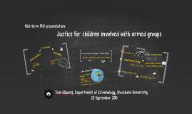 Mid-term PhD presentation