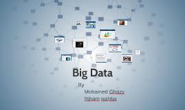 Big, Big Data - What you got a big data!!