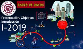 Univalle Presentación Bases I - I-2019
