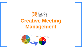 Creative meeting management