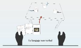Le langage non verbal