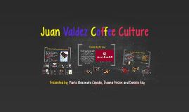 Juan Valdez Coffee Culture