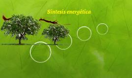 Síntesis energética