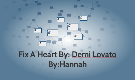 Fix A Heart By: Demi Lop