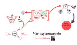 Världssystemteorin