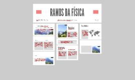 Copy of RAMOS DA FÍSICA