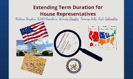 Extending Term Duration for House Representatives