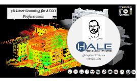 3D Laser Scanning for AEC Professionals