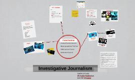 Investigative Journalism