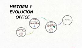 EVOLUCION DEL OFFICE