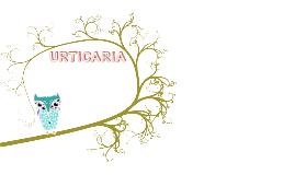 Copy of URTICARIA