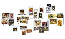 Still Life, Cezanne, Monet, Renoir, Caillebotte, VanGogh