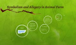 Symbolism in Animal Farm