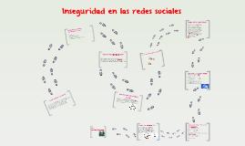 Inseguridad en las redes sociales
