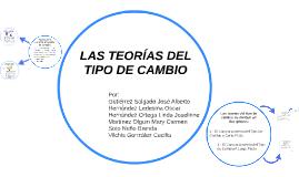Copy of Copy of LAS TEORÍAS DEL TIPO DE CAMBIO