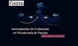 6 EVALUACIÓN SISTÉMICA-POSITIVA DE PAREJAS