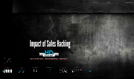 Stop the sales hacking