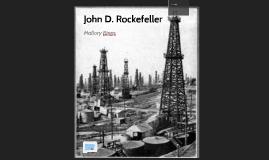 John D. Rockefellerer