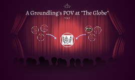A Groundling's POV at The Globe