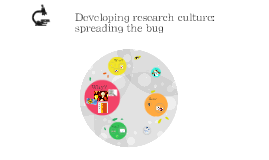 Copy of Developing research culture: spreading the bug