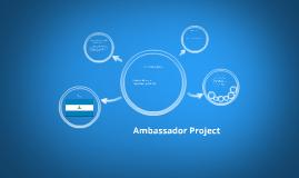 Ambassador Project