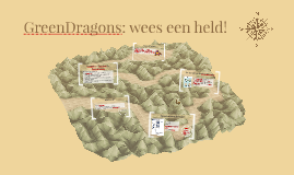 GreenDragons: wees een held!