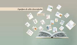 Copy of 4- Equipos de alto desempeño