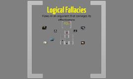 ENG 100: Logical Fallacies